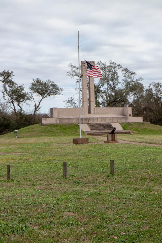 Fannin Monument