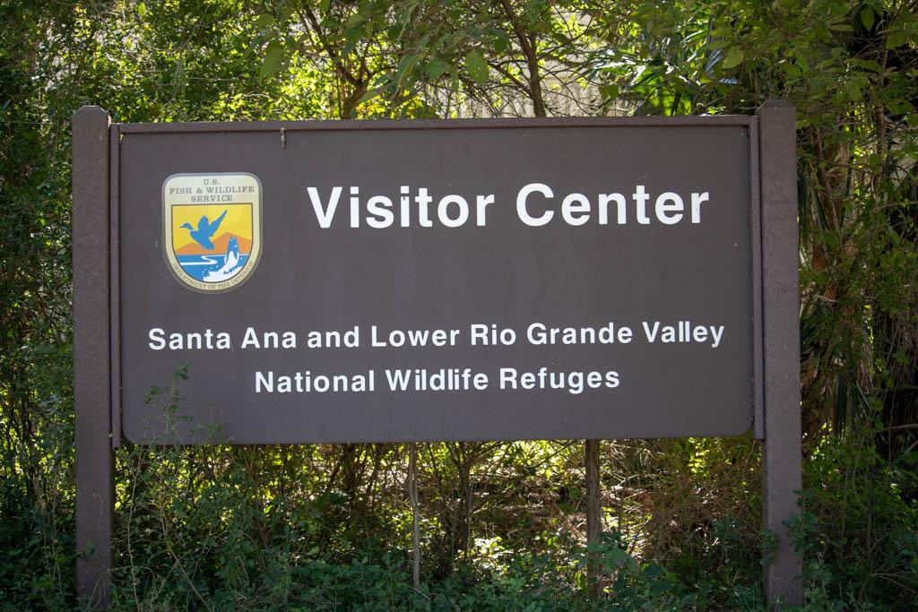 Santa Ana and Lower Rio Grande Valley National Wildlife Refuges Visitor Center