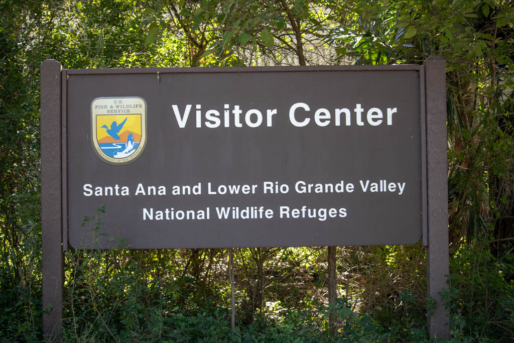 Santa Ana and Lower Rio Grande Valley National Wildlife Refuges Visitor Center
