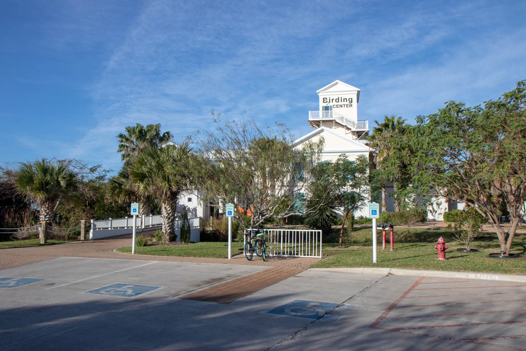 South Padre Island Birding and Nature Center Building