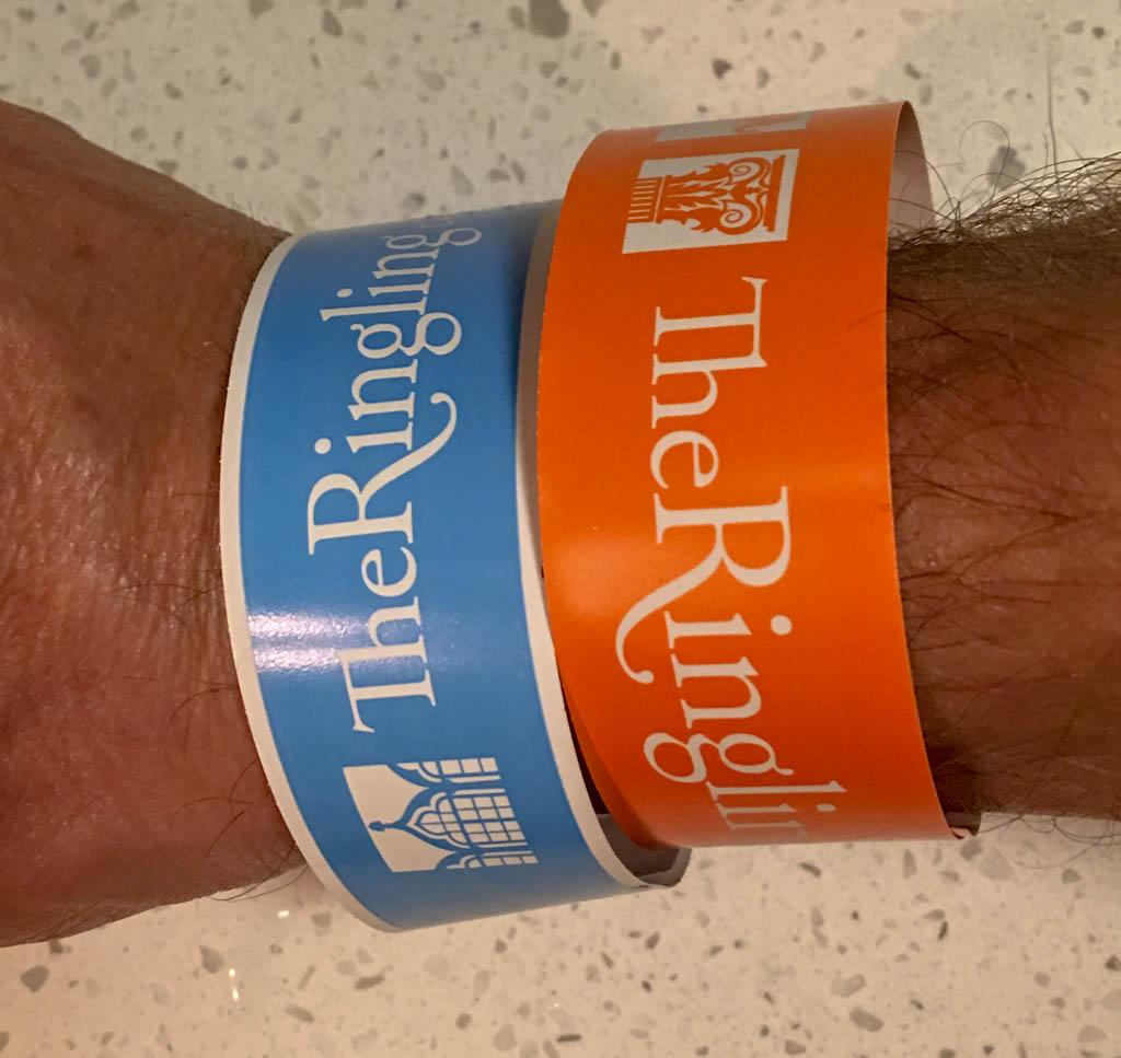 John and Mable's Tour Bracelets