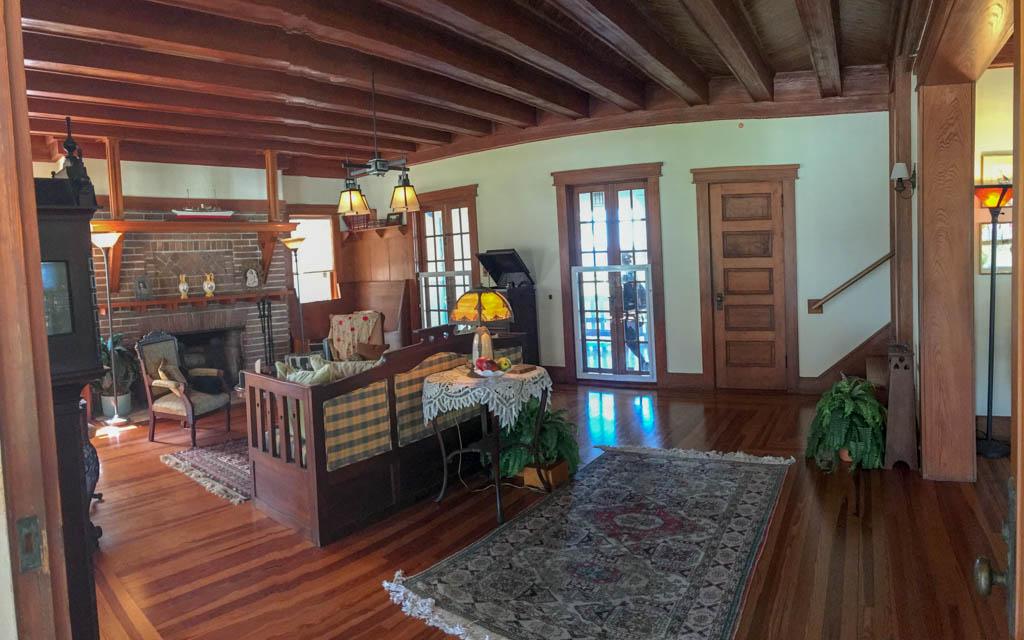 Ford House - Living/Music Room