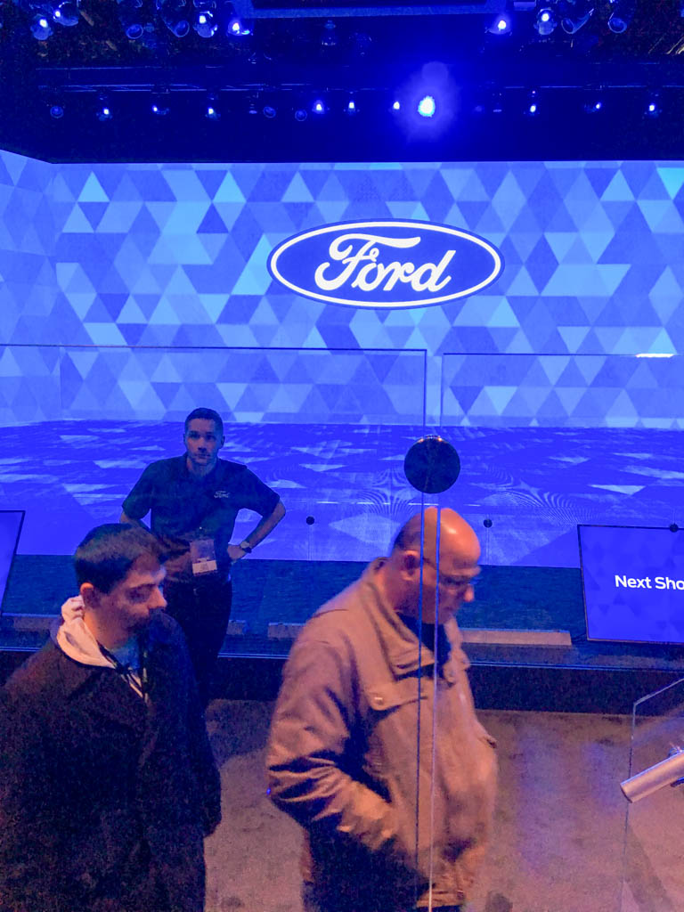 Ford Theater Stage