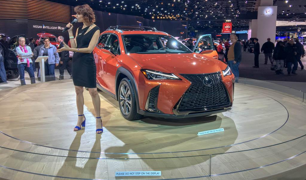 Lexus - Fancy Car Sales