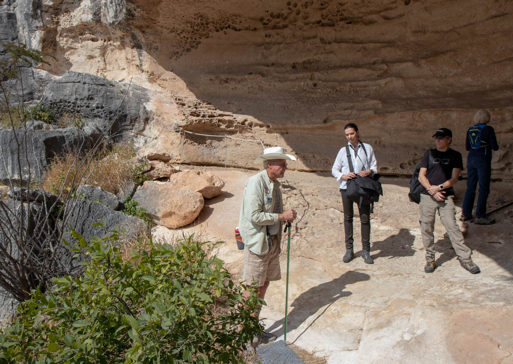 Sandy Describing The Pictographs and Their Meanings