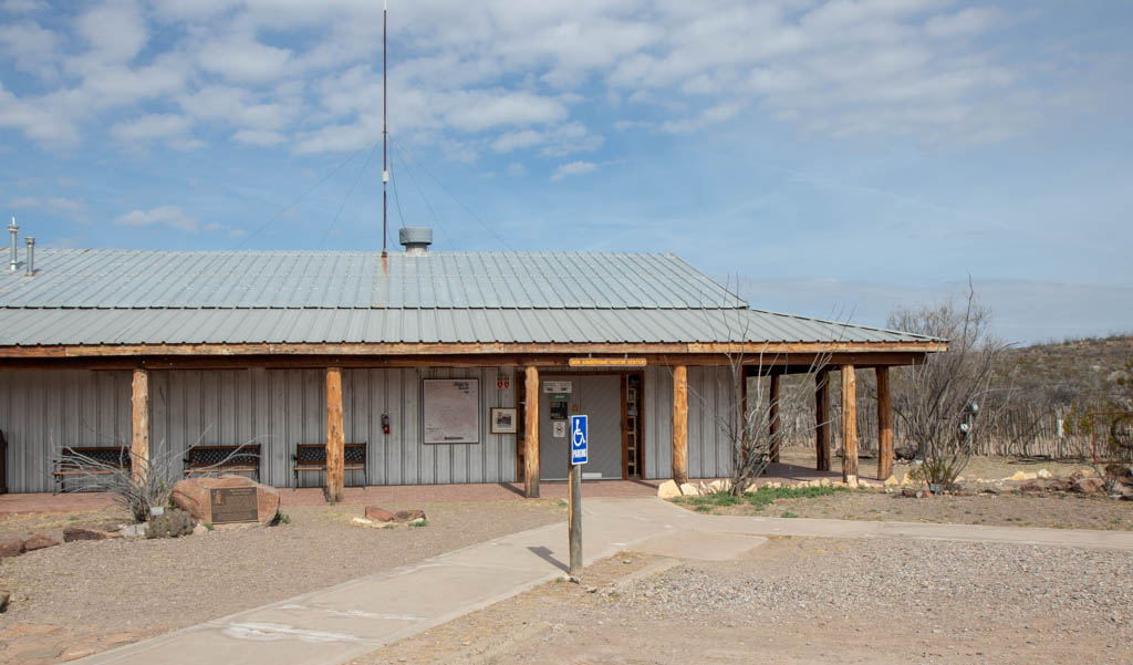 Bob Armstrong Visitor Center At Sauceda Ranger Station