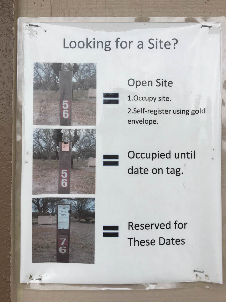 How To Find An Available Campsite