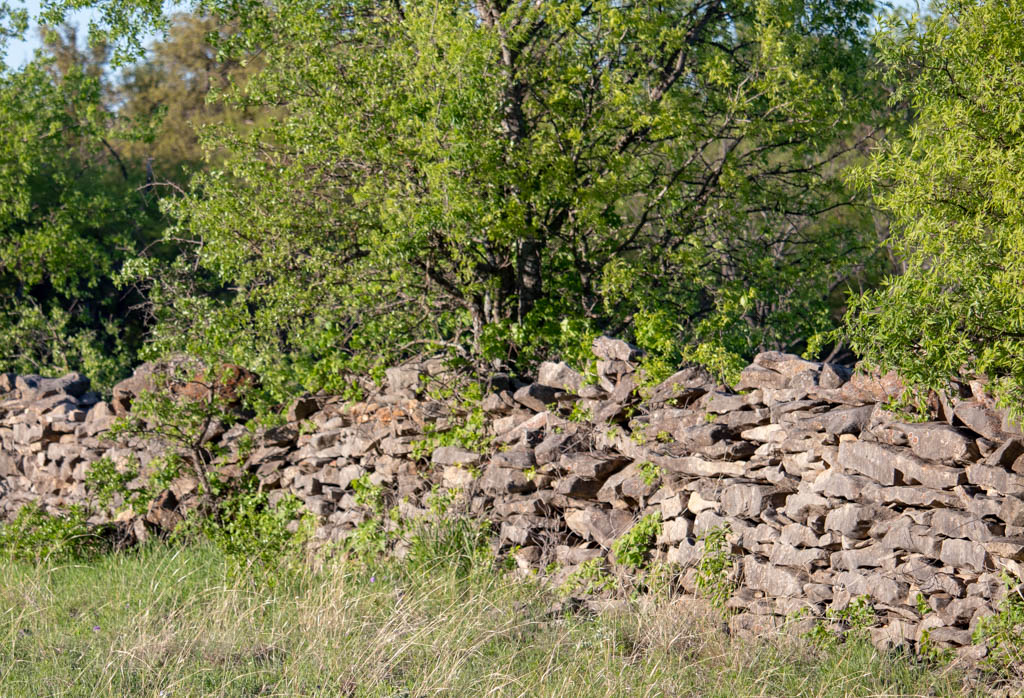 Stone Fencing