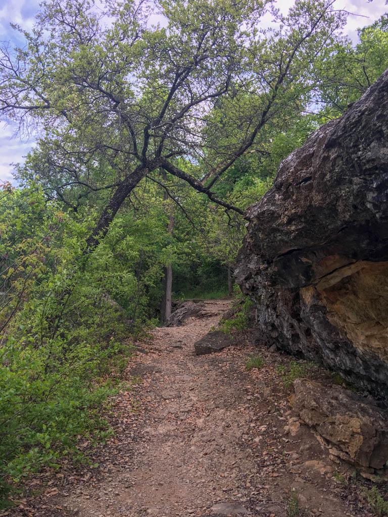 Civilian Conservation Corps Trail Construction