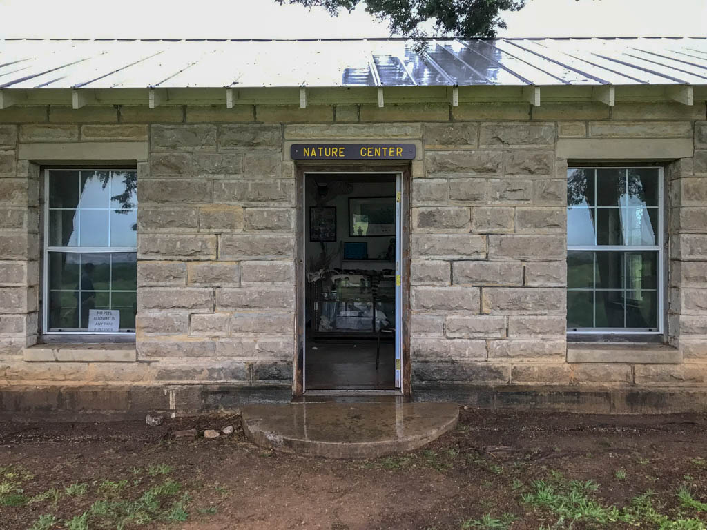 Fort Richardson Nature Center