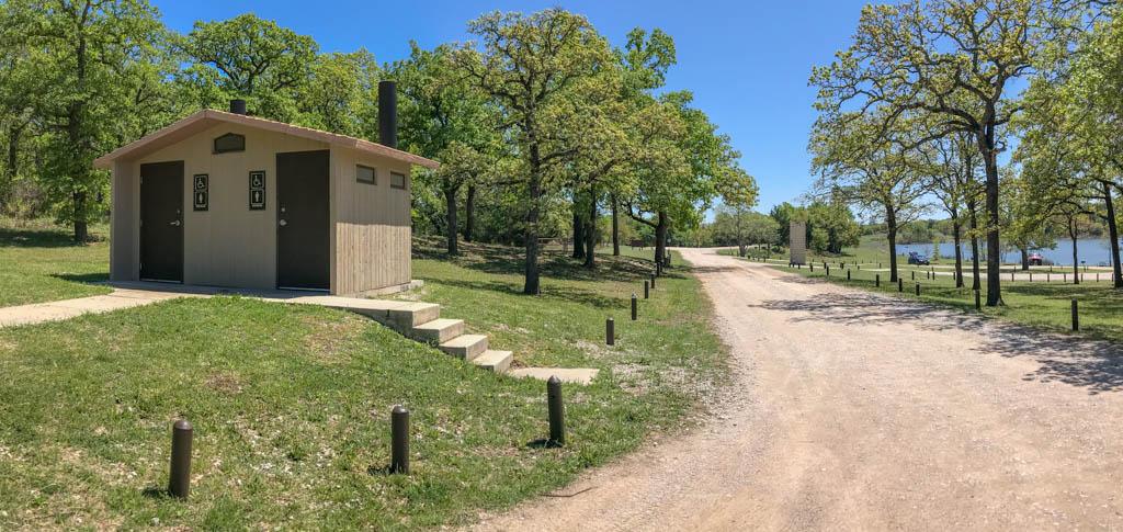 Black Creek Lake Vault Toilets