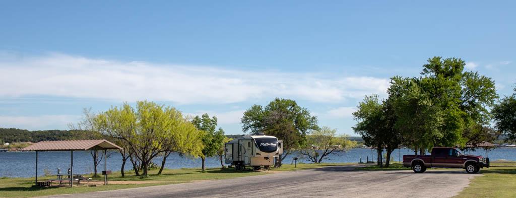 Spanish Oaks Camping Area Premium Sites