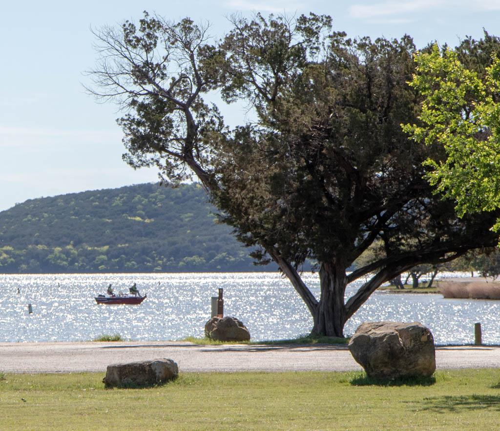Possum Kingdom Lake Fishermen