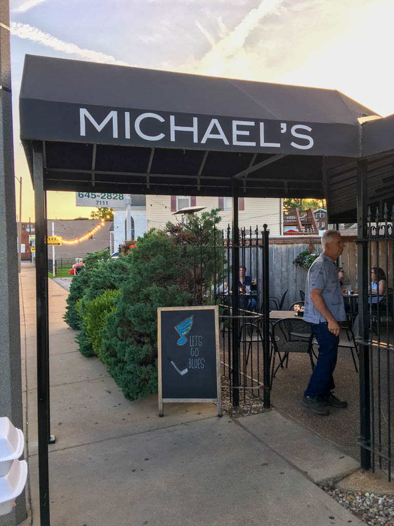 Michael's Bar & Grill - St. Louis Greek Restaurant