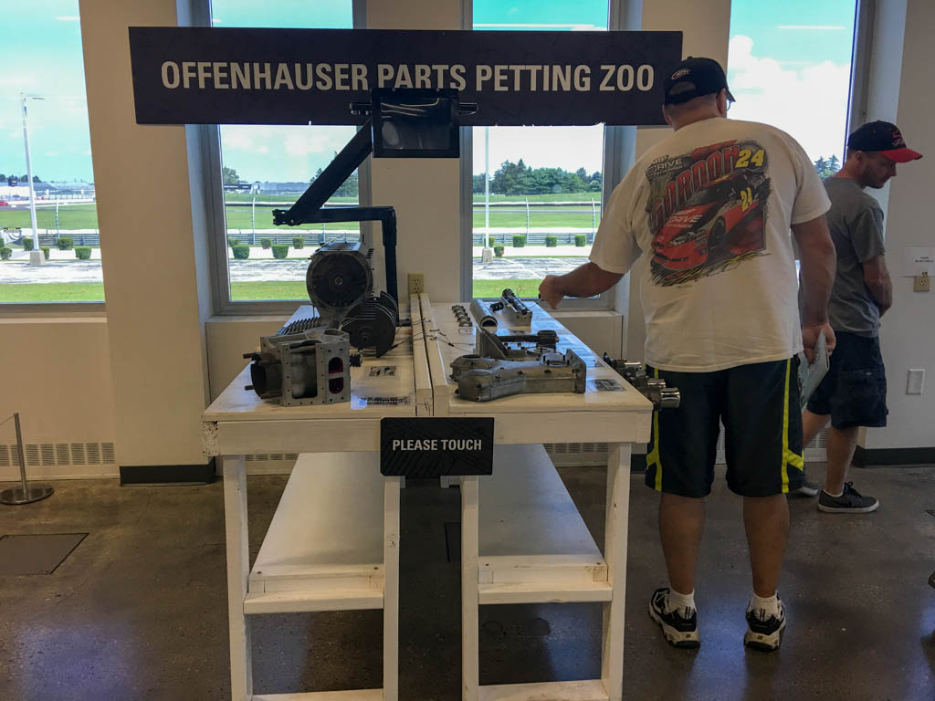 Offenhauser parts Petting Zoo