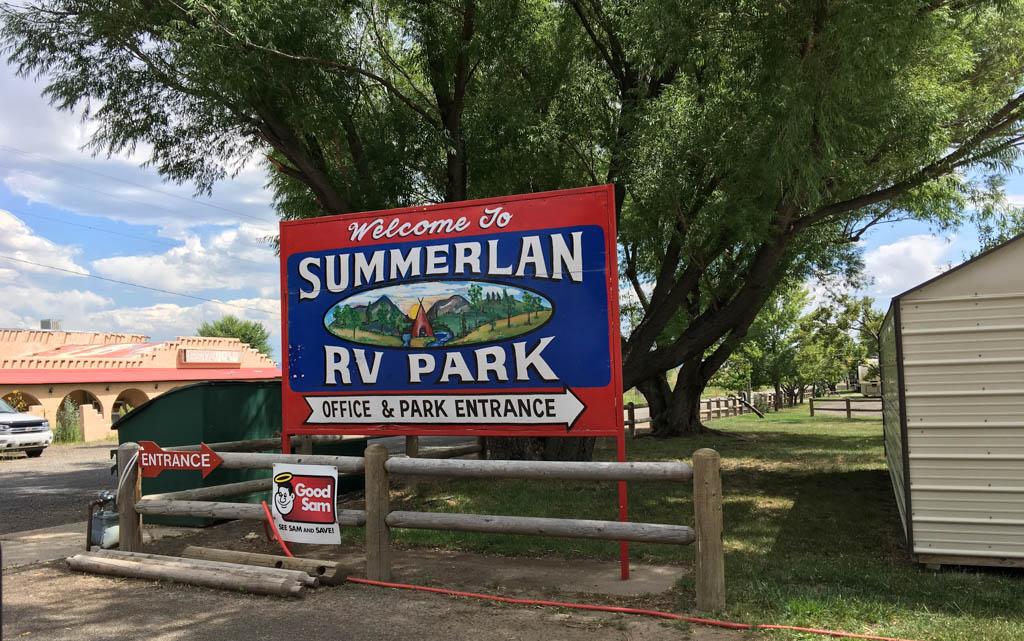 Summerlan RV Park (and RV Repair)