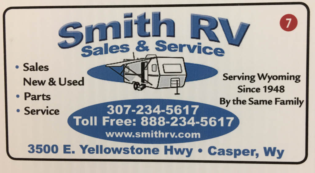 Smith RV Sales & Service Advertisement