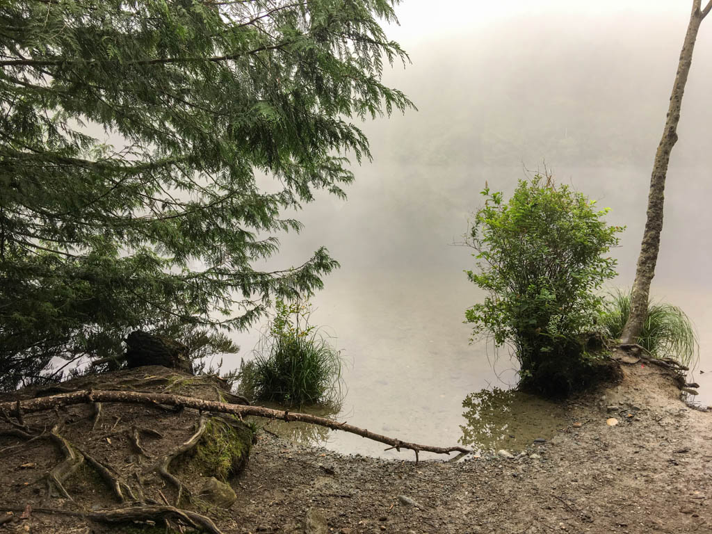 Fragrance Lake First Impression - Fogged In