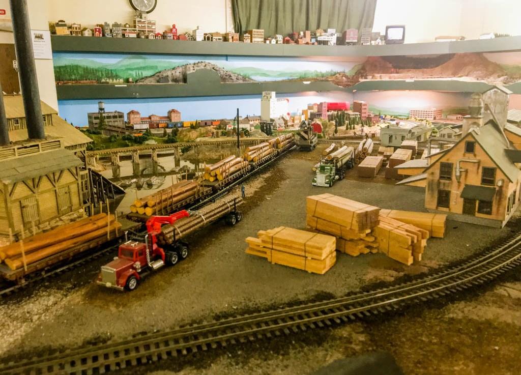Whatcom Skagit Model Railroad Club