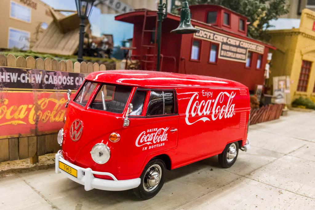 1963 VW Panel Van