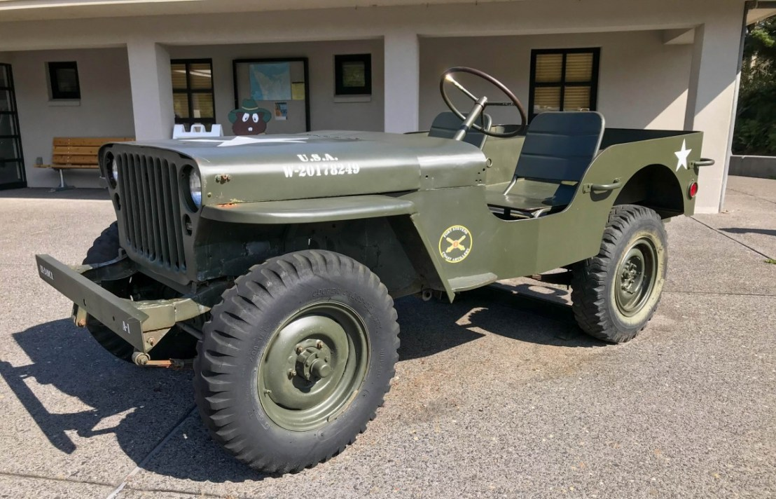 Ranger Station Willys MB (Jeep)
