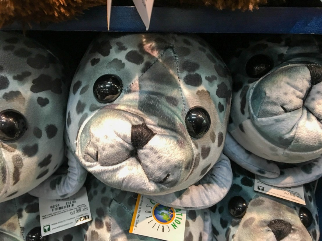 Marine Animal Plush Toys