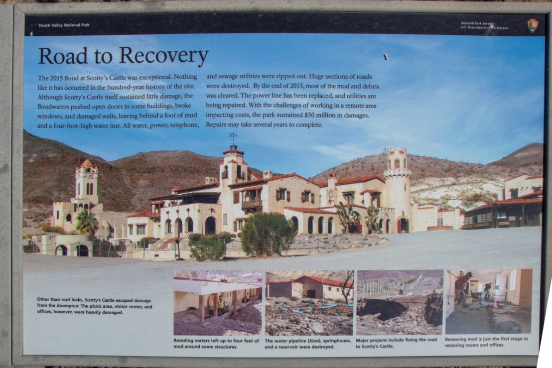 2015 Scotty's Castle Flood