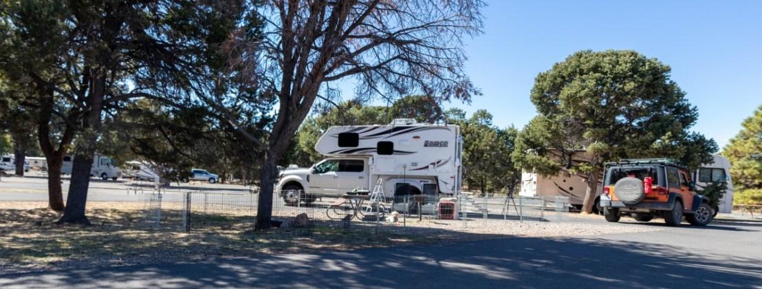 Trailer Village RV Park Campsite
