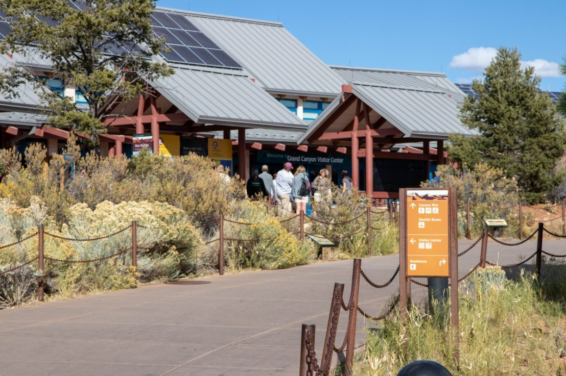 Grand Canyon National Park – Visitor Center