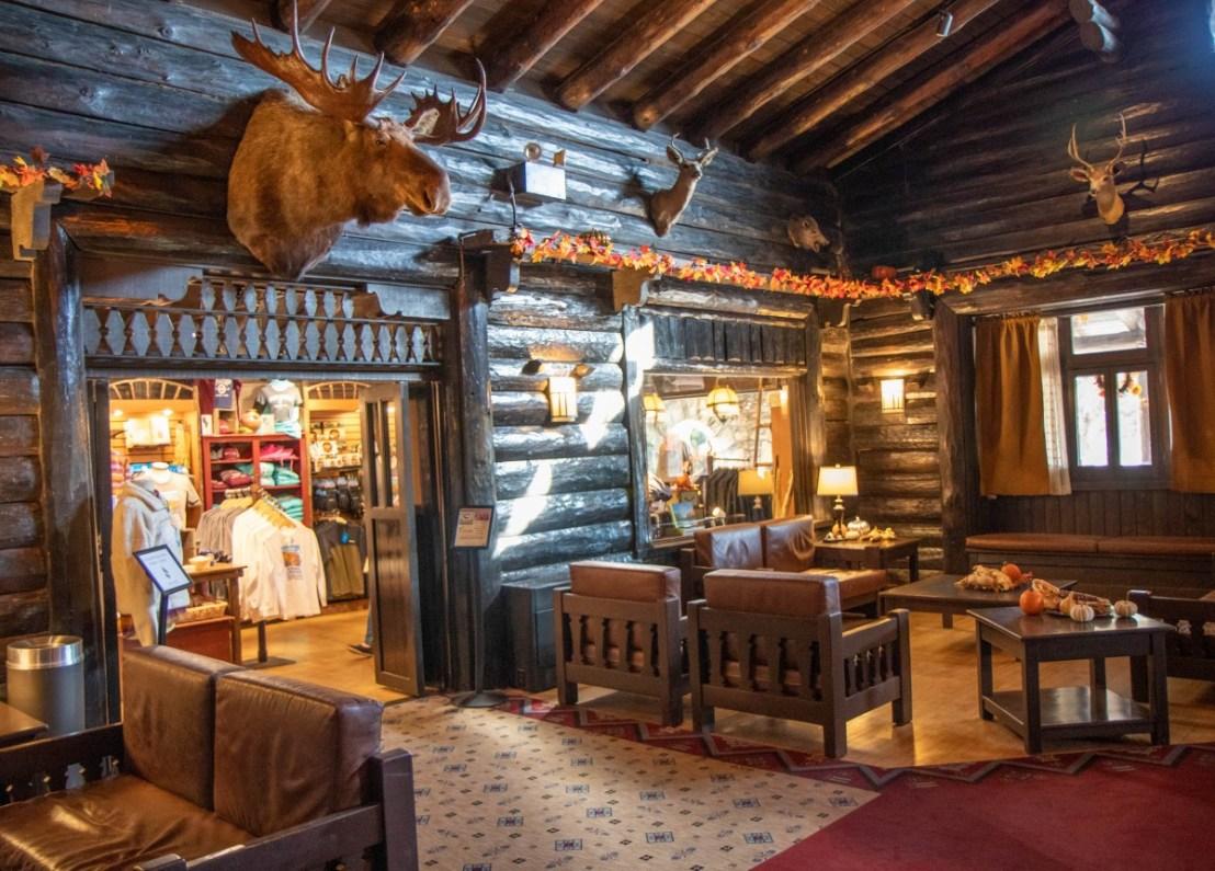 El Tovar Gift Shop Entrance