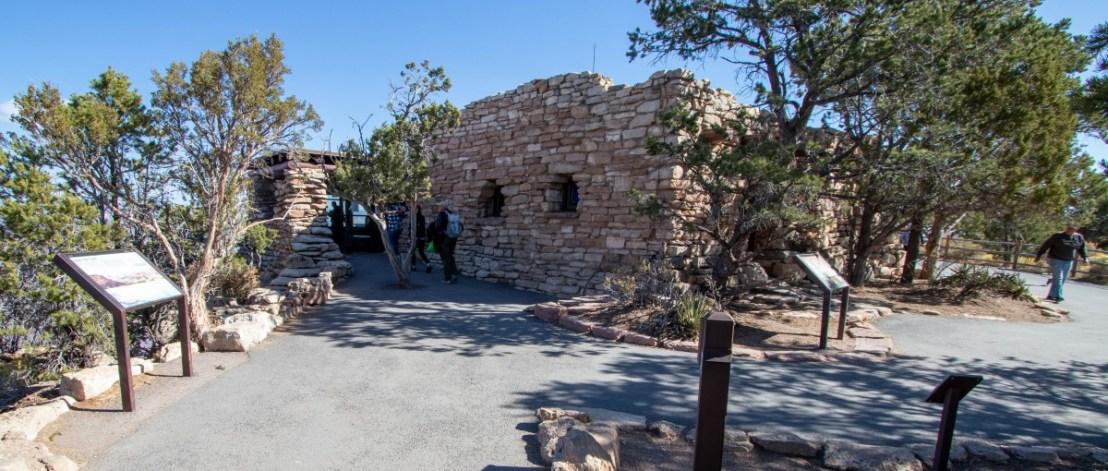 Grand Canyon National Park Yavapai Geology Museum