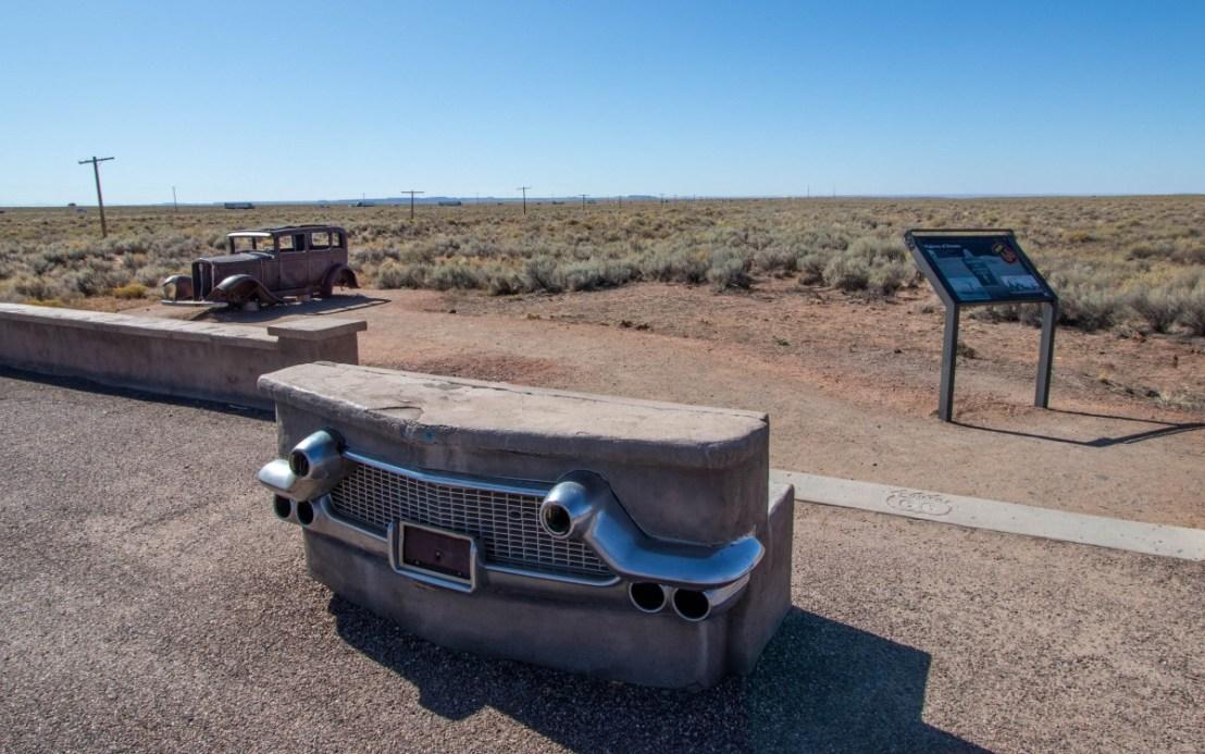 Route 66 Memorial