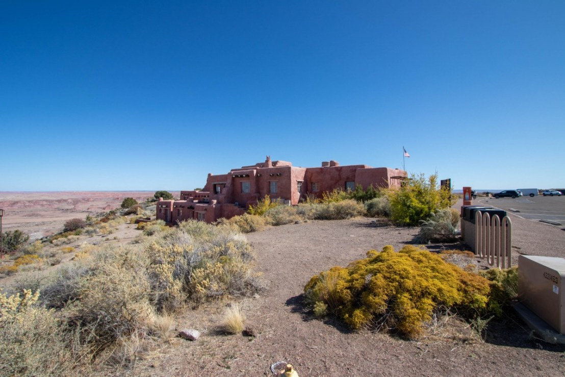 Petrified Forest National Park Painted Desert Inn