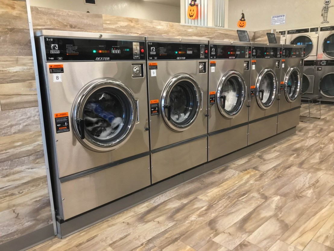 Handee II Front Loading Washing Machines