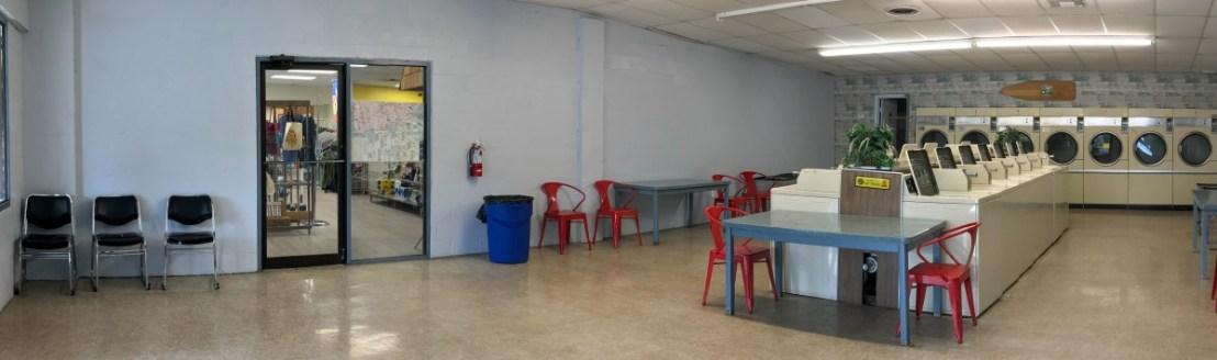 Kerrville KOA Laundromat