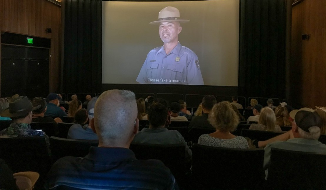 Pearl Harbor Memorial Theater Movie