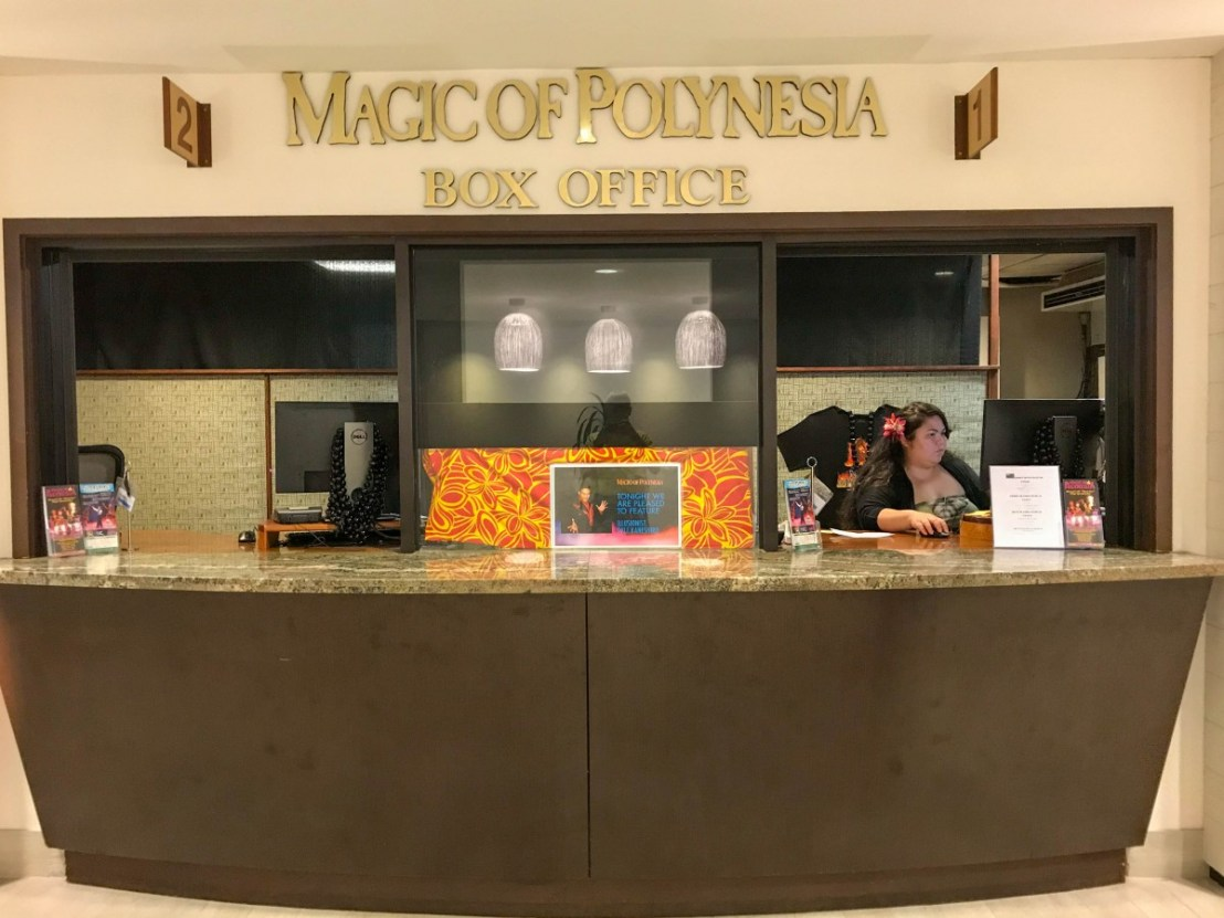 Magi Of Polynesia Box Office