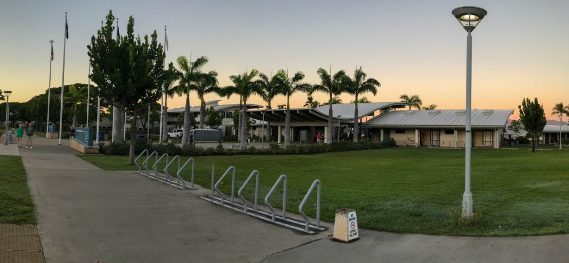 Pearl Harbor Historic Sites Visitor Center