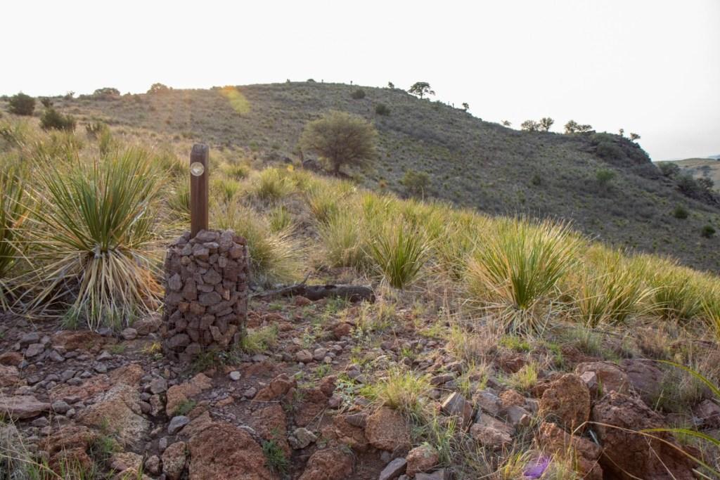 Cairn Marking Trail