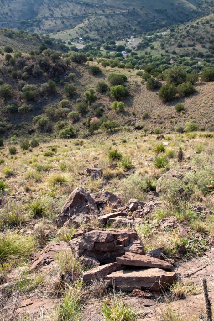 Trail Down Below
