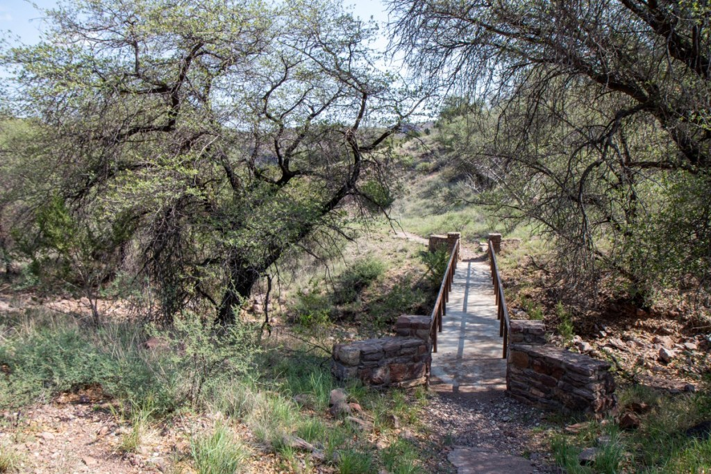 Third Keesey Canyon Bridge