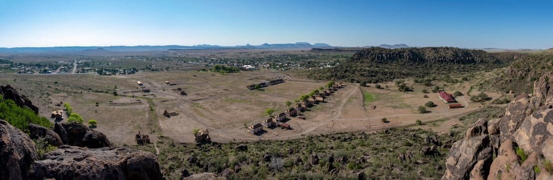Fort Davis National Historic Site – North Ridge Trail To Fort Davis Overlook
