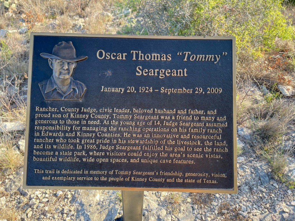 Tommy Seargeant Memorial