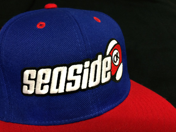 embroidered cap - Seaside Sector Nine