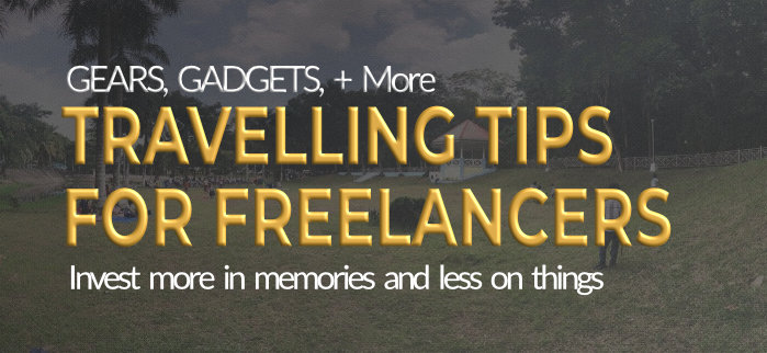 Travelling Tips for freelancers