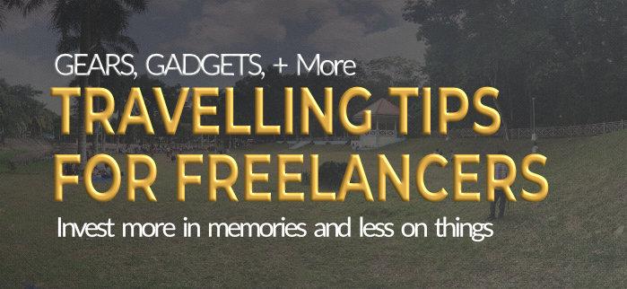 Travelling Tips for freelancers