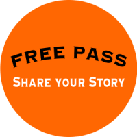 Free Pass - Share Your Story
