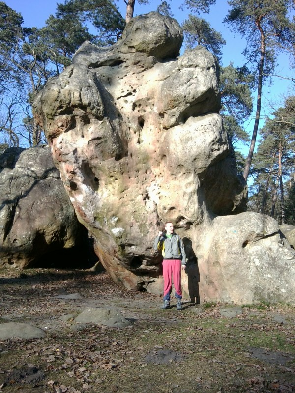 French Blow Seven Months Of Sightseeing In Paris Climbing Fontainebleau And Writing