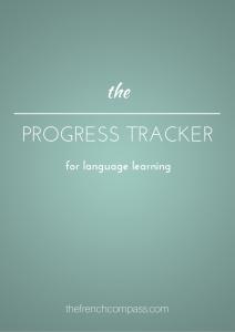 progress tracker language learning