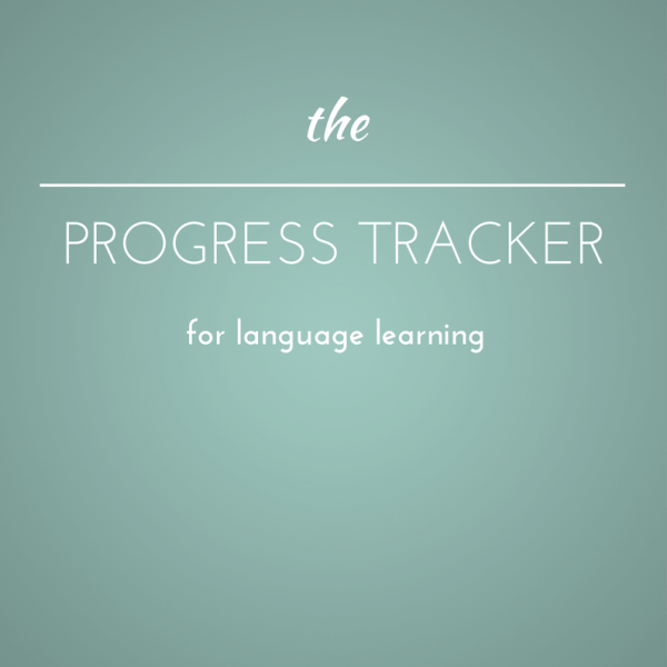 5 Reasons Why You Should Use a Language Progress Tracker